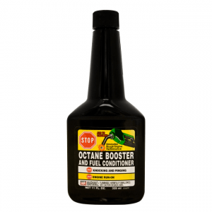 STOP OCTANE BOOSTER & FUEL CONDITIONER
