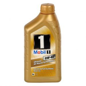 Mobil 1 Ultimate All-Round Performance 0W-40 Engine Oil