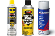 Carburetor and Throttle Body Cleaner