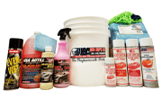Interior Detailing and Car Care Products