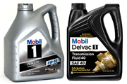 Motor Oil and Transmission Fluid