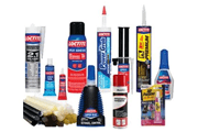 Sealants, Glues/Adhesives and Tape