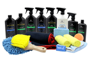 Wash Mitts, Chamois And Other Wash And Wax Accessories