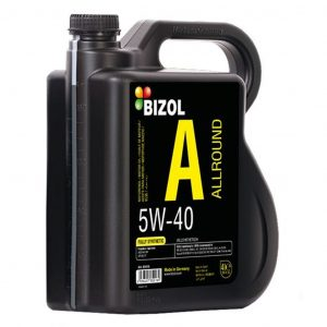 BIZOL Allround 5W-40 - 4Ltr Fully Synthetic - Loyal Parts