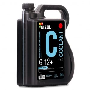 BIZOL Coolant G12+ - 5Ltr -Loyal Parts