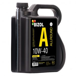 Bizol Allround 10W-40 - 4Ltr HC Synthetic -Loyal Parts