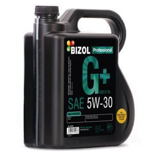 Bizol Green Oil + SN 5W-30- 4 Lt Fully Synthetic -Loyal Parts