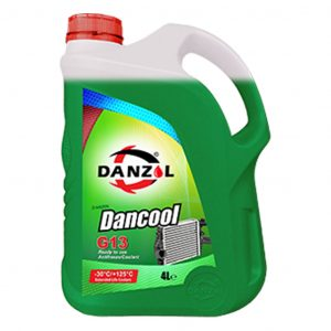 Danzol Dancool G13 Organic Engine Coolant - 4Ltr -Loyal Parts
