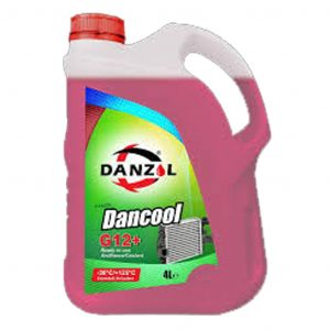 Danzol Dencool G12+ Organic Engine Coolant - 4Ltr -Loyal Parts