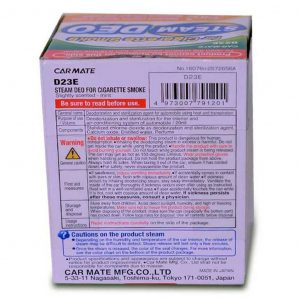Carmate D23E Steam Deo For Air Conditioners -Loyal Parts