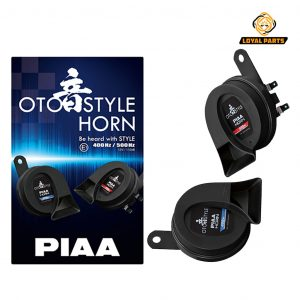 PIAA H0-14 OTO Style Horn (400Hz and 500Hz) -LoyalParts